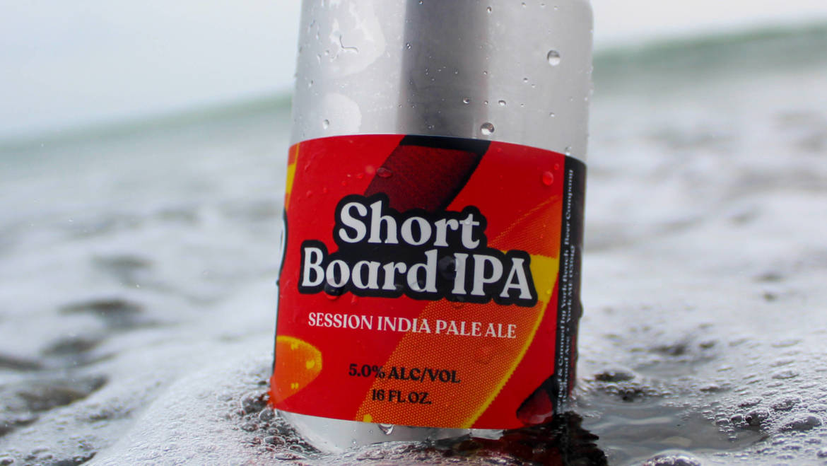 Short Board IPA